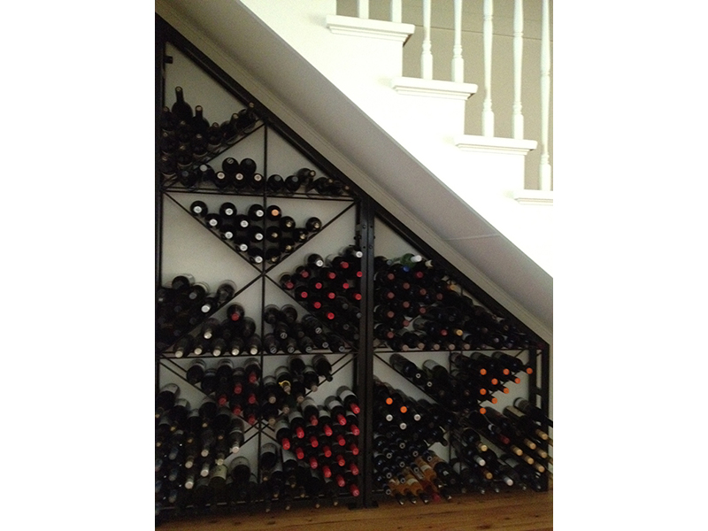 Diamond Wine Racks