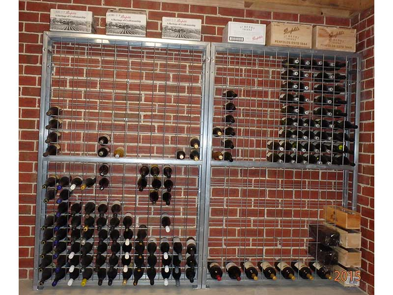 Magnum Combo Tall Wine Rack