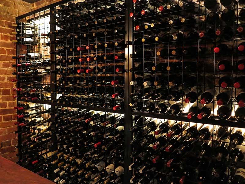 18 high x 12 wide Wine Rack