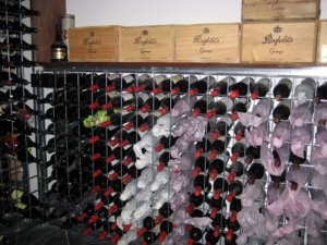 Wine Shelving Units