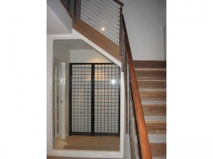 Under Stair Wine Racks