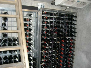 Cool Room Wine Racks