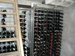 Cool Room Wine Racks