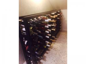 Custom Large Wine Racks