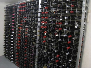 20 high x 10 wide Wine Rack